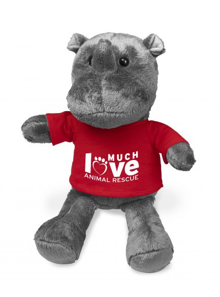 Rocky Plush Toy - Red Only