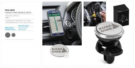 Hands-Free Mobile Mate