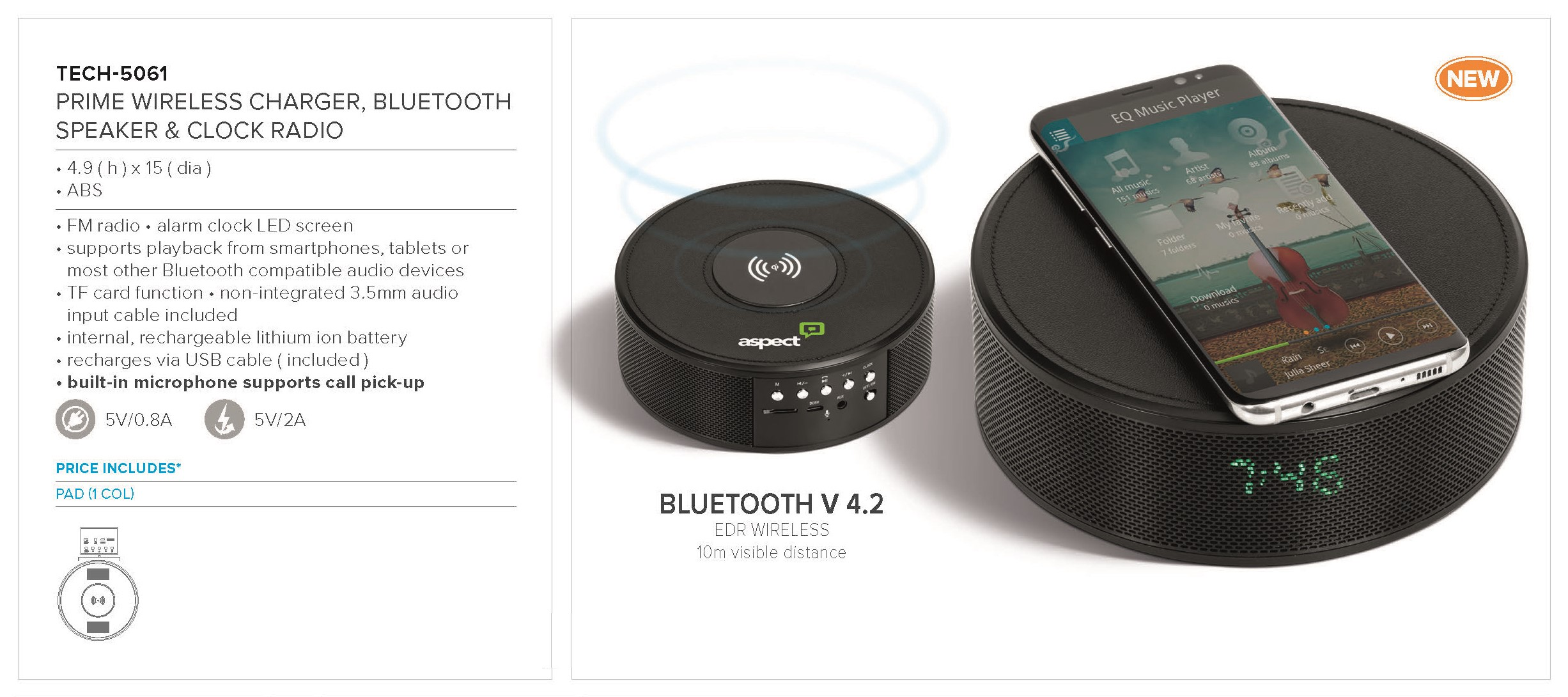 Prime Wireless Charger