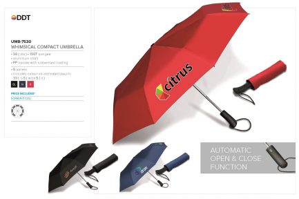 Whimsical Compact Umbrella