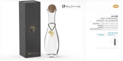Andy Cartwright Afrique 1.5L Decanter