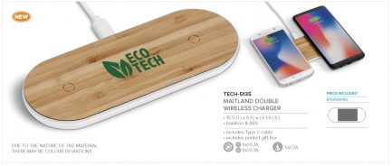 Maitland Double Wireless Charger