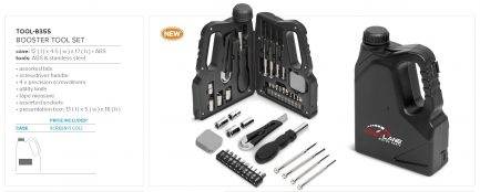 Booster Tool Set