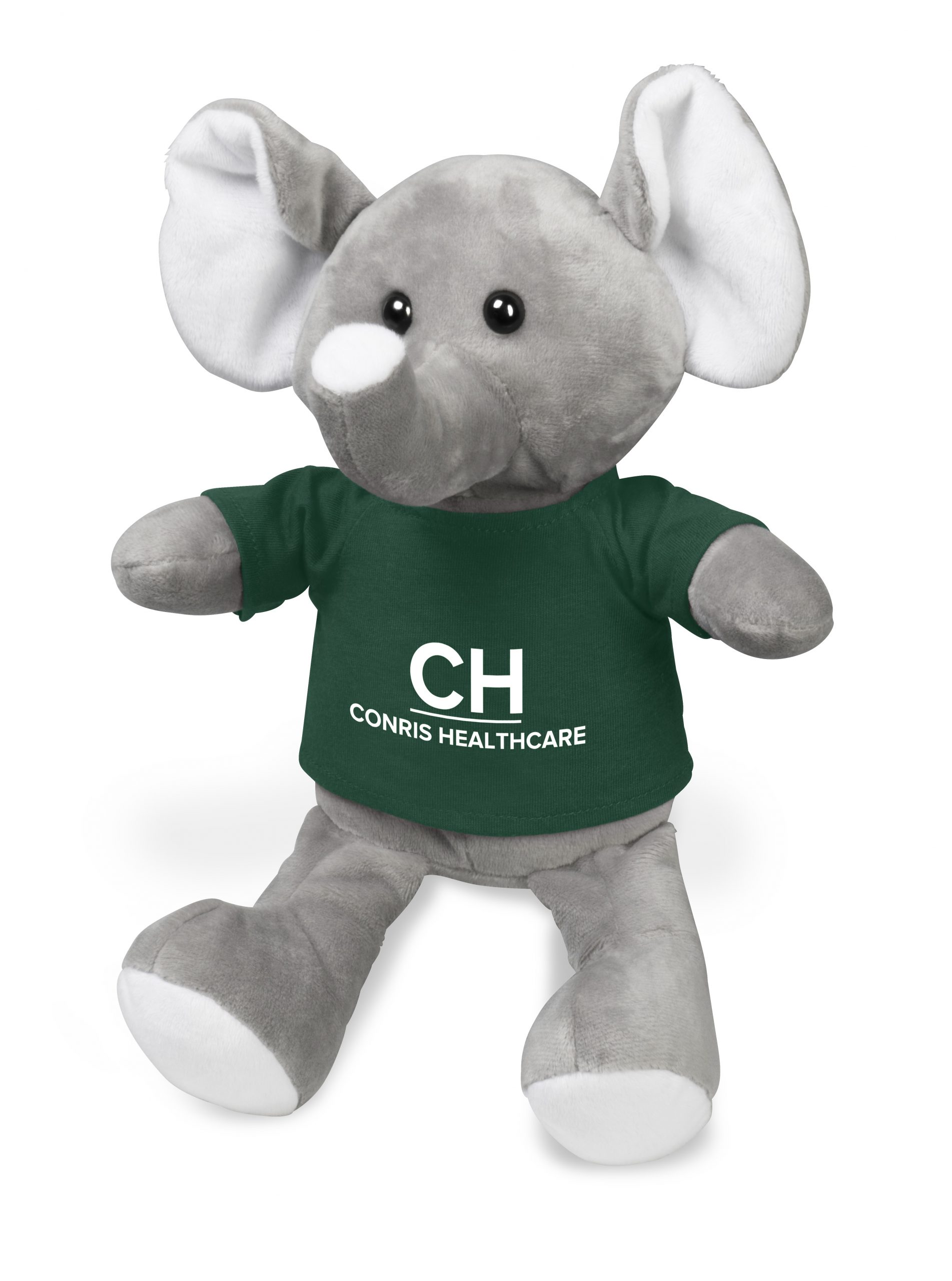Eddie Plush Toy - Dark Green Only