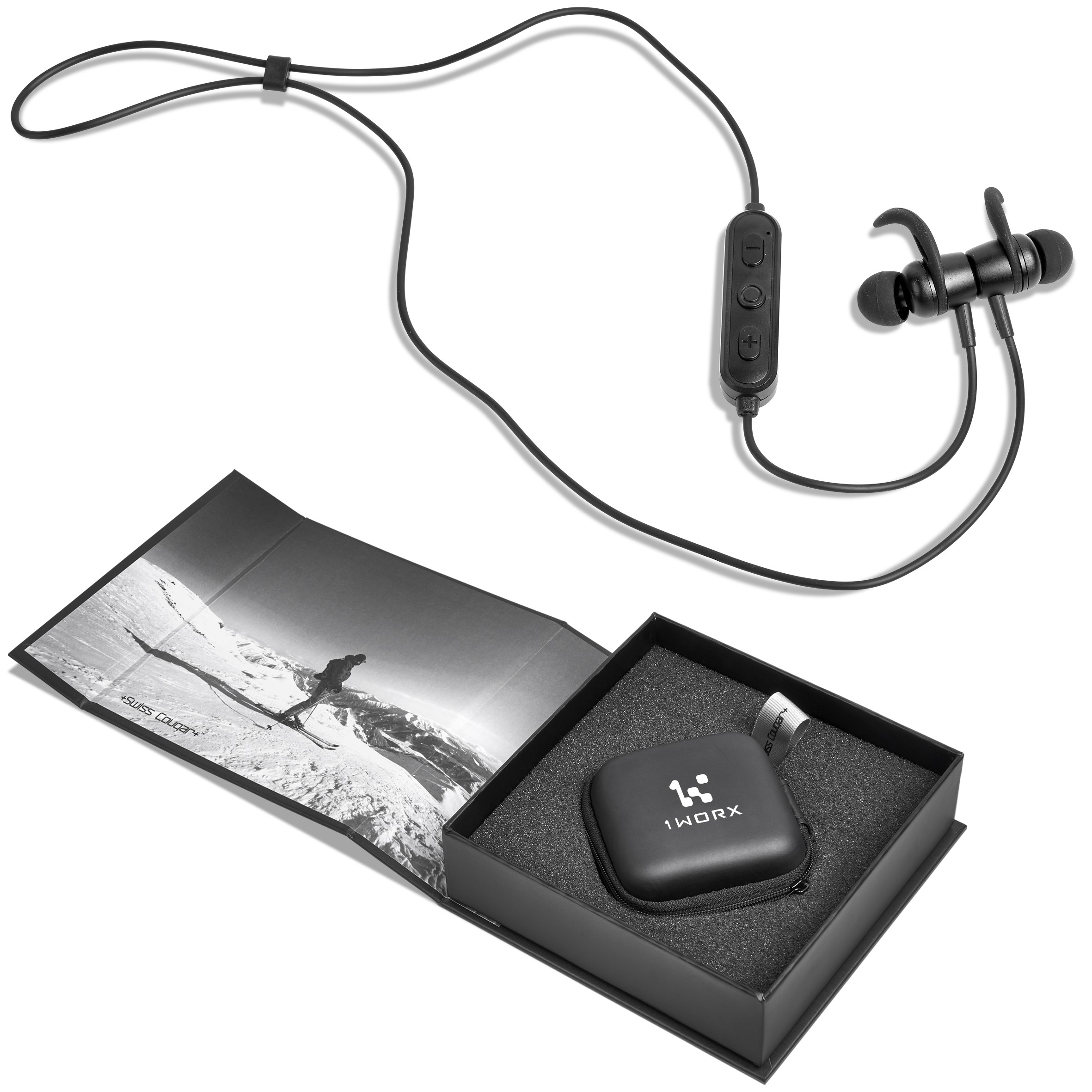 Swiss Cougar San Diego Bluetooth Sports Earbuds