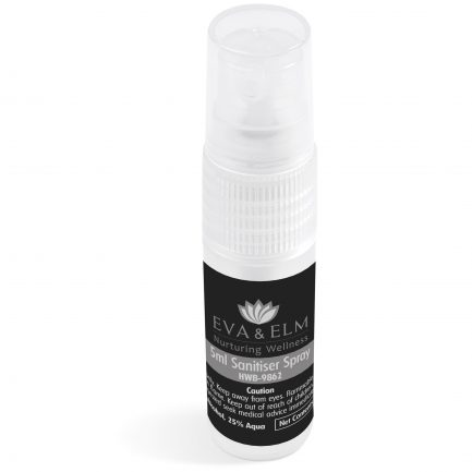 Eva & Elm Quinn 5ml Sanitiser Spray