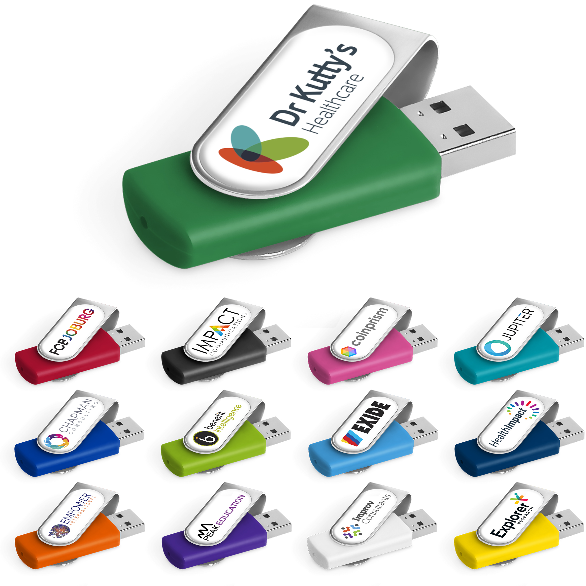Axis Dome Memory Stick -  8GB