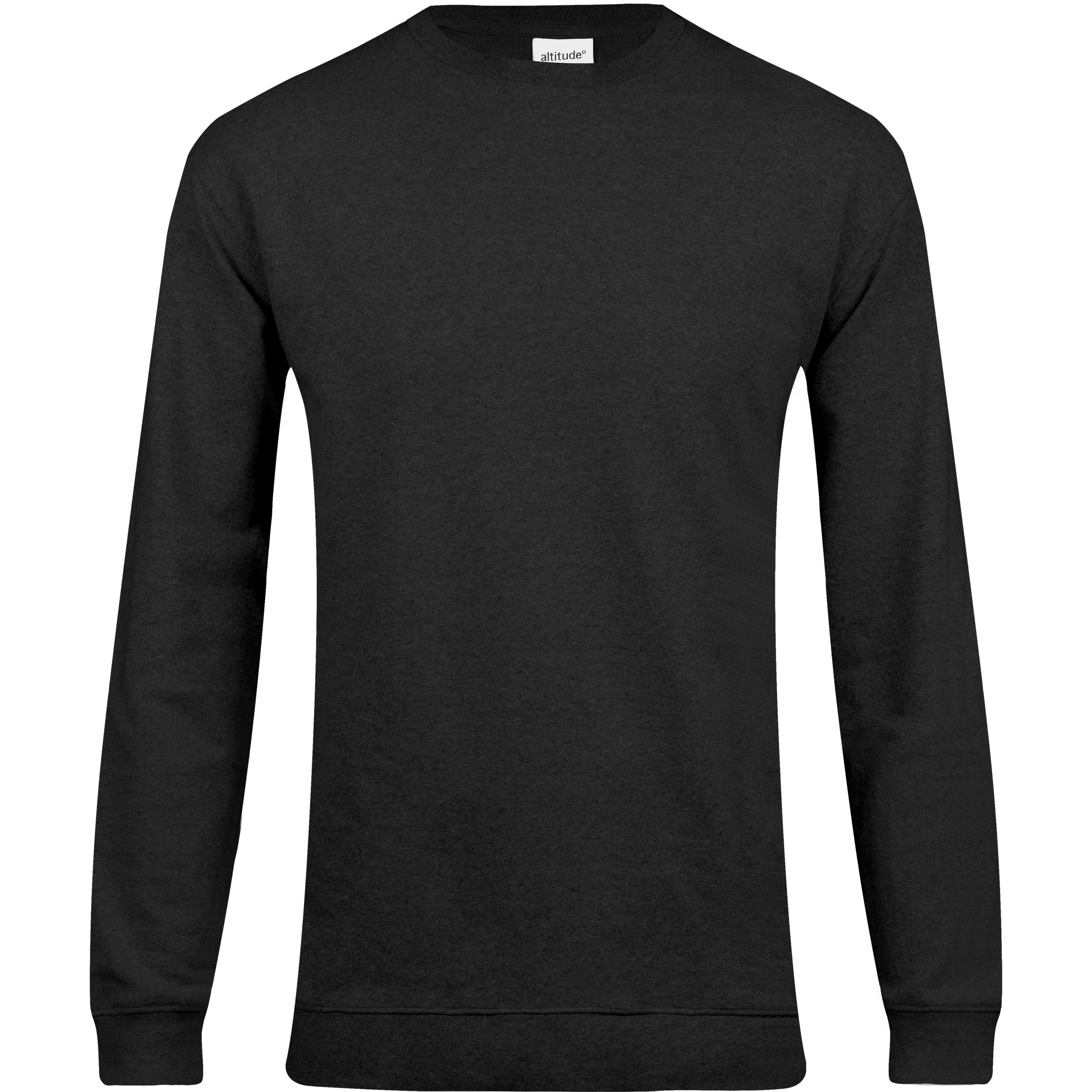 Mens Alpha Sweater - Black Only