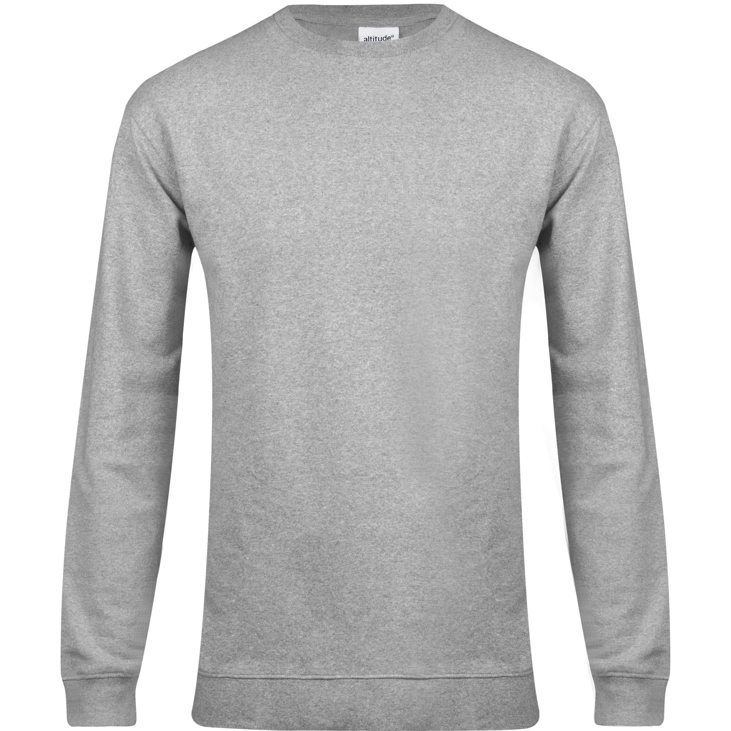 Mens Alpha Sweater - Grey Only