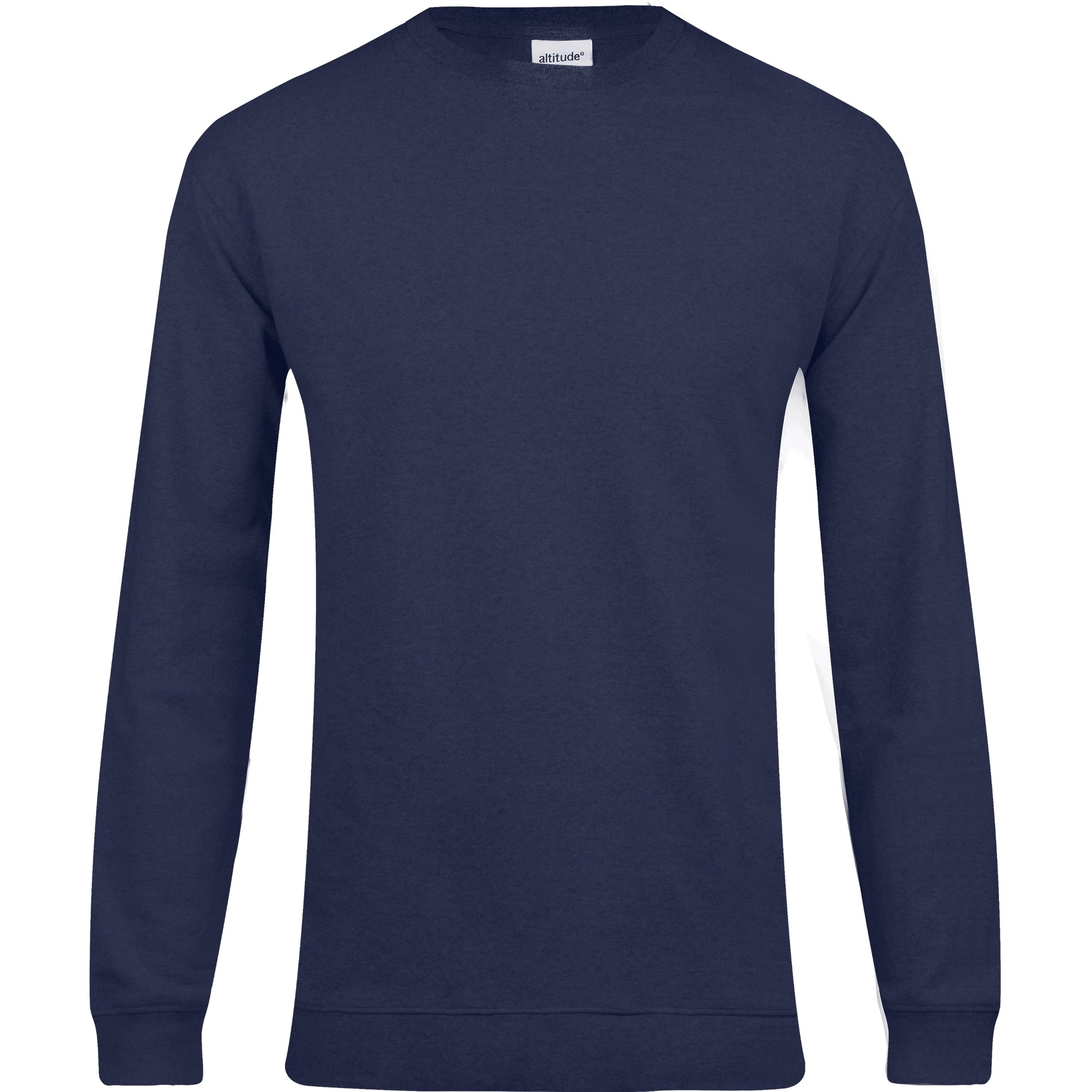 Mens Alpha Sweater - Navy Only