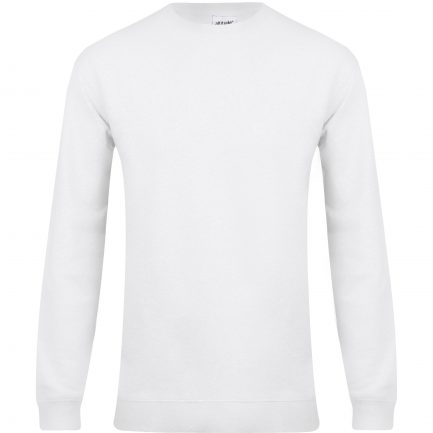 Mens Alpha Sweater -White Only
