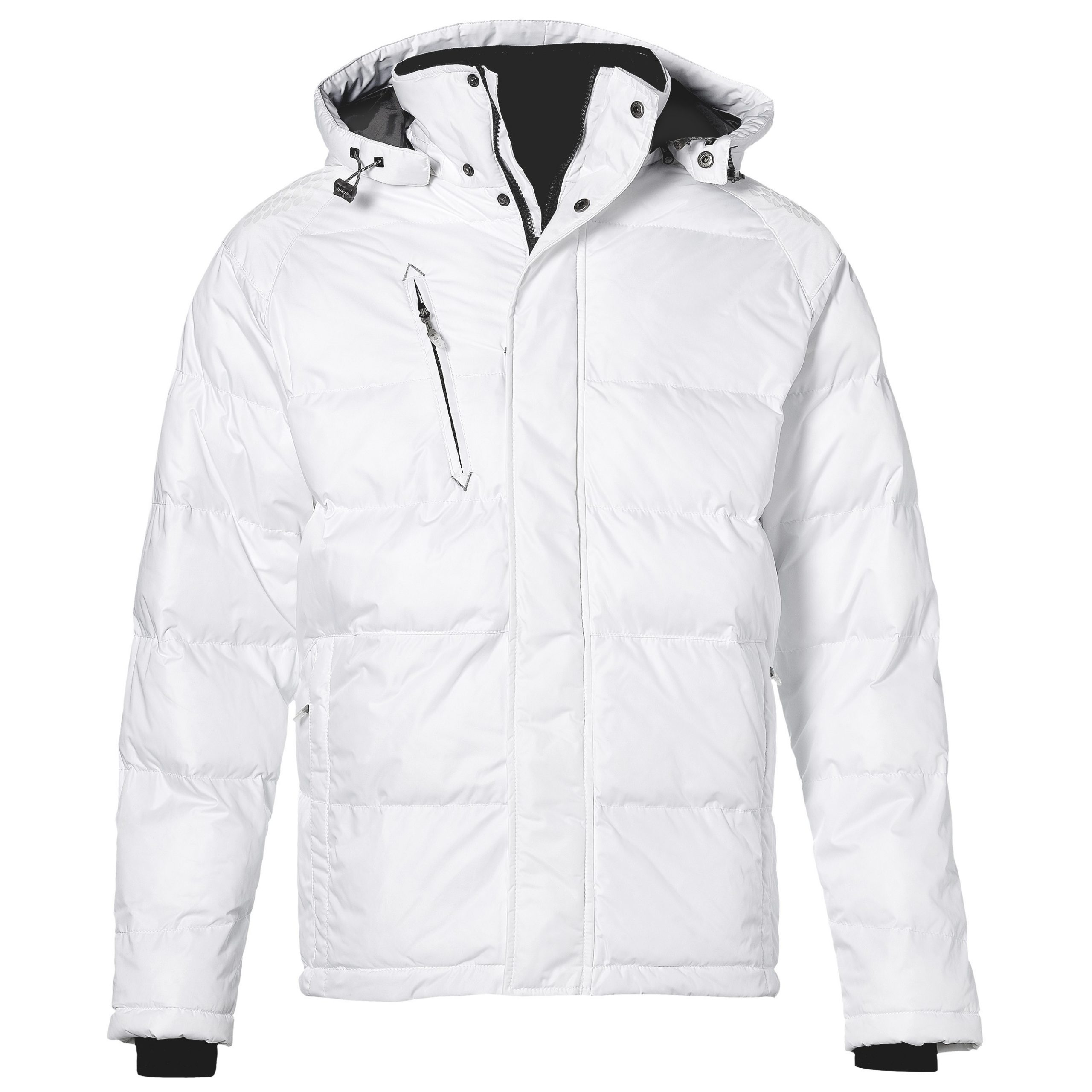 Mens Balkan Insulated Jacket - White Only