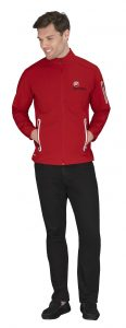 Mens Muirfield Jacket - Red Only